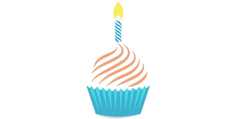 Caake.com Cupcake Logo