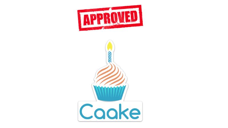 Caake Cupcake Logo